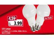 LED Glühbirne edinger