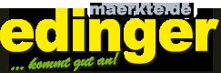 Edinger Märkte Logo