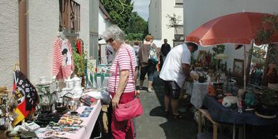 kunst und hofflohmarkt lampertheim