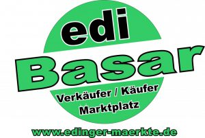 edi Basar Flohmarkt Second Hand Logo