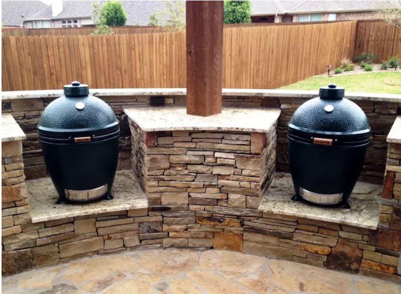Outdoorküche Garten Xxl : Outdoorküche garten xxl garten und grill anordnung d rendering u