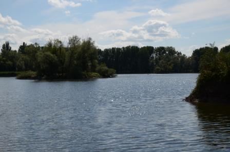 Naturschutzgebiet Biedensand Wie Ist Der Verlauf Altrhein Info 14