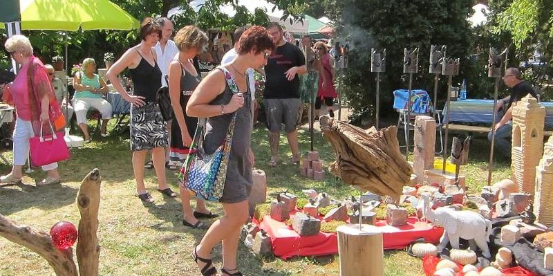 hofflohmarkt bei edibasar lampertheim