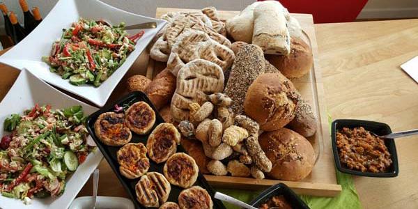 Brotbacken im Brotbackofen
