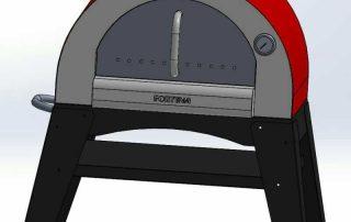 holzbackofen-brotbackofen-pizzaofen-freiluftküche Pizzaofen Ciao