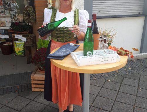 Neuer Wein Federweißer aus der Pfalz probieren und kaufen