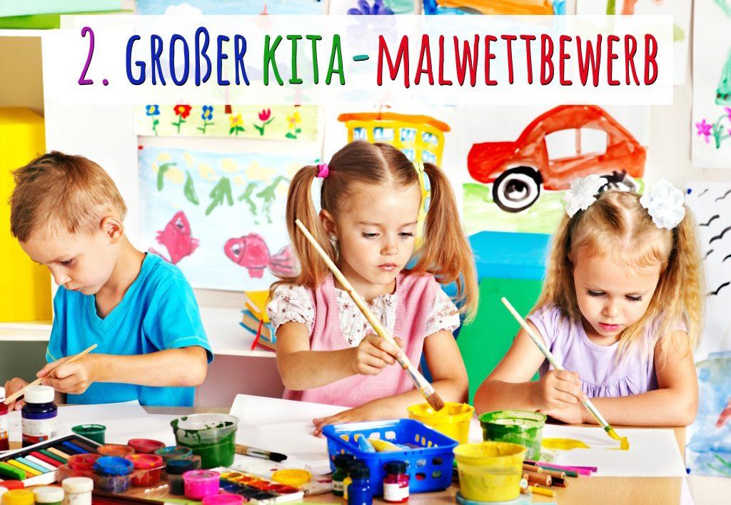 IHK Malwettbewerb Kindergärten und Kitas 2017