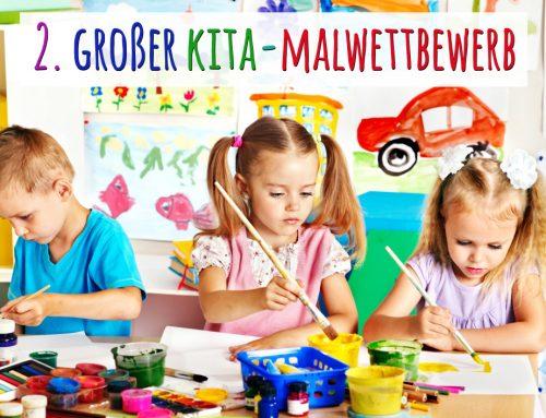 IHK Malwettbewerb für Kindergärten und Kitas