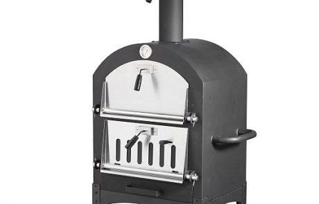 preiswerter BBQ-Grill und Pizzabackofen