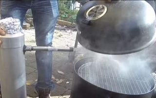 Kaltrauchgenerator selbst gebaut