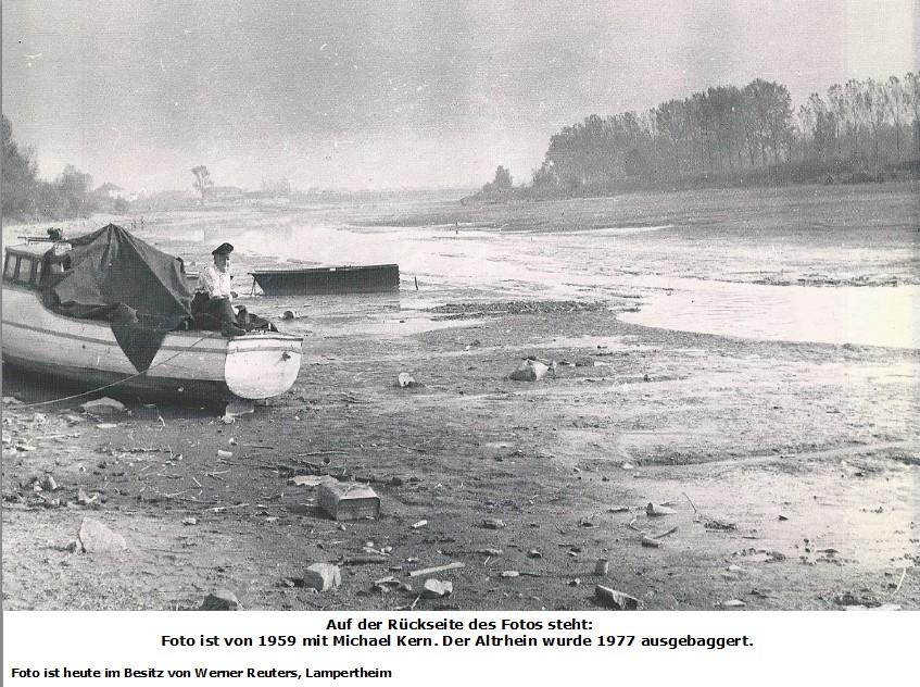 Bild Altrhein Info Nr. 25 Michael Kern