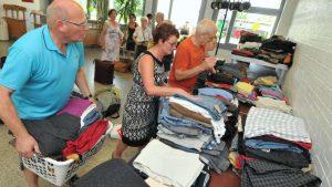 Spenden für einen guten Zweck in Lampertheim