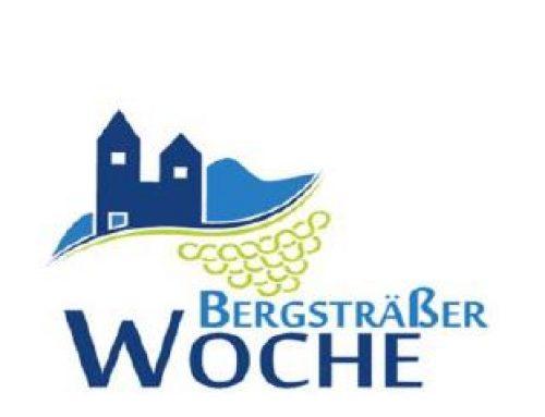 Bergsträßer Woche Heppenheim 2017