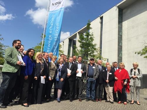 Netzwerk Deutsche Wasserwege Resultion