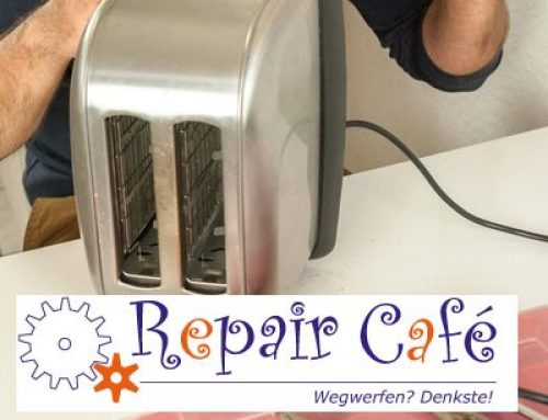 Repaircafe Ried informiert