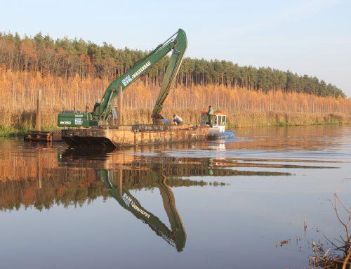 Chancen für eine Altrheinentschlammung