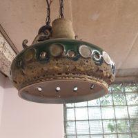 Keramik Lampe gebraucht guter Zustand  edi Basar  Marktplatz für Verkäufer und Käufer zum Anfassen