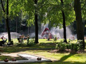 Frankfurt Waldspielpark Scheerwald