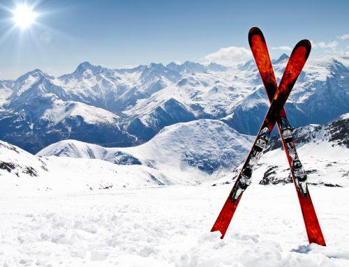 Ski Schlitten Schlittschuhe Basar
